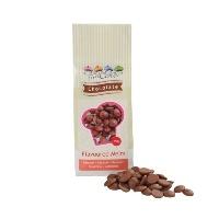 Chokolade overtræk lys karamel
