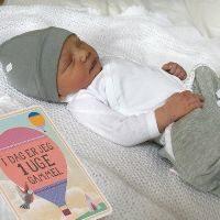 milestone-baby-kort
