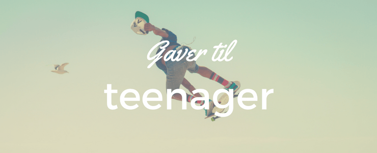 Gaver til teenager