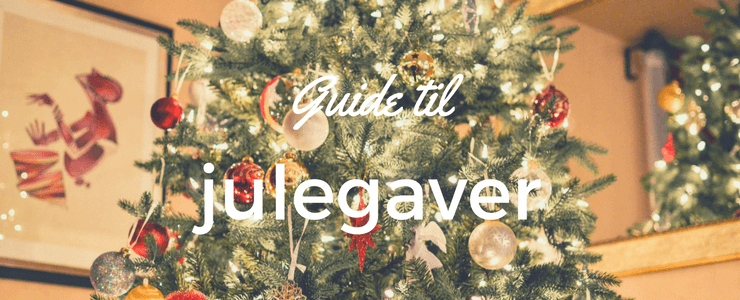 Julegaver – den ultimative guide!