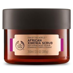 The Body Shop African Ximenia Scrub