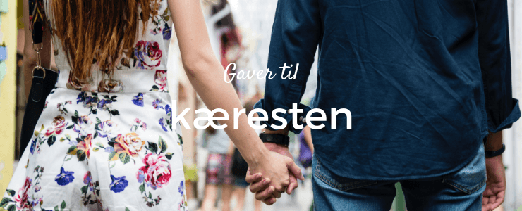 5 gaveidéer til din kæreste