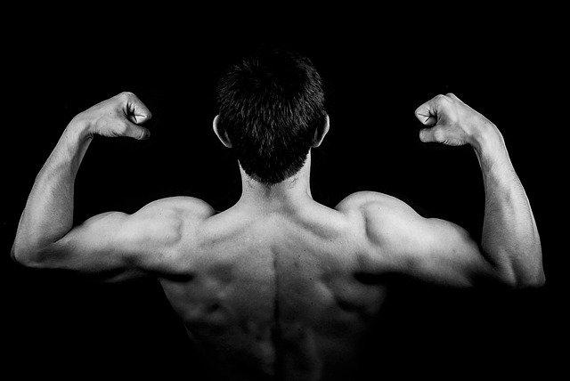 Giv store muskler i gave